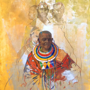 Africa at Roundtree Gallery